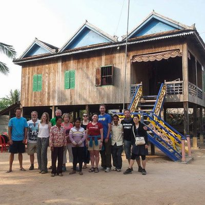 shared homestay Isanborei