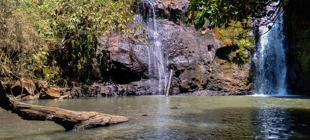 Chasing Waterfalls at Kachang Ratanakiri