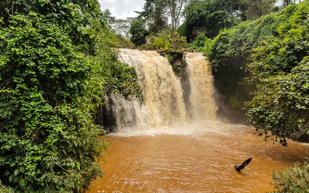 Kachang Waterfall, Ratanakiri