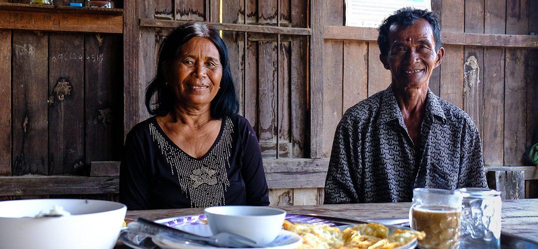 Discovering Banteay Chhmar magic