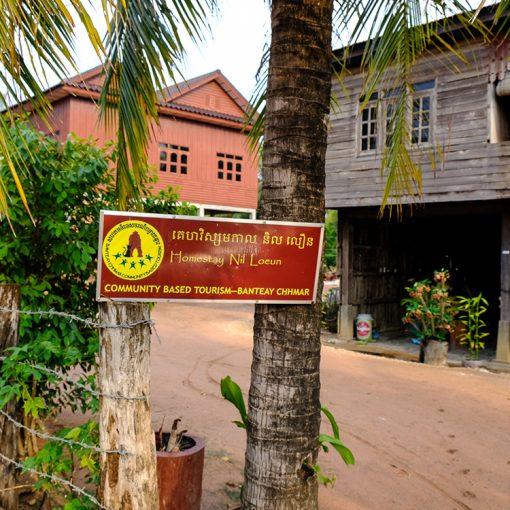 banteay chhmar homestay