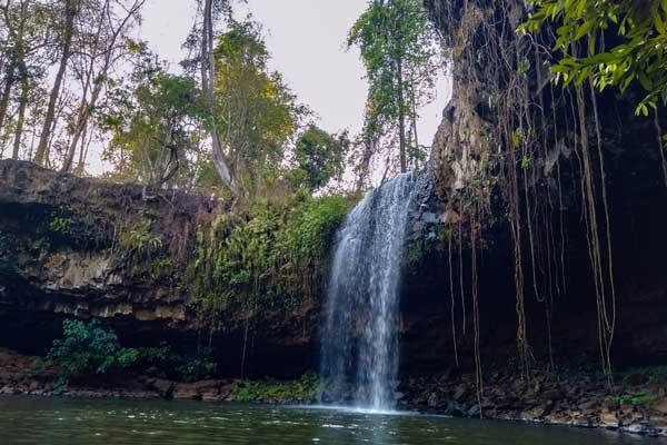 Katieng Waterfall, Ratanakiri