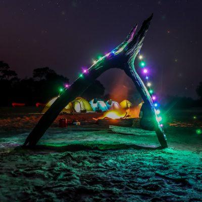 Koh Samseb camping