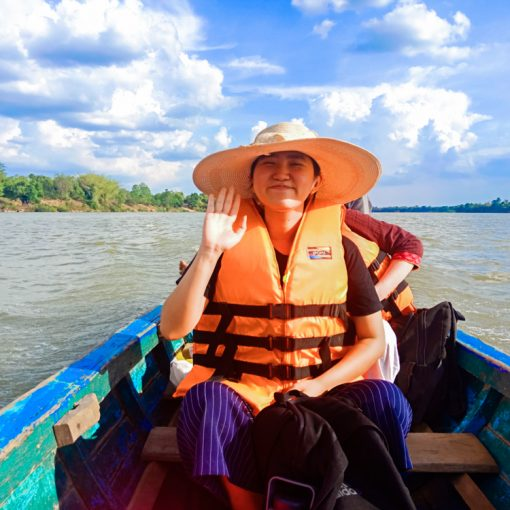 Koh Samseb boat tour