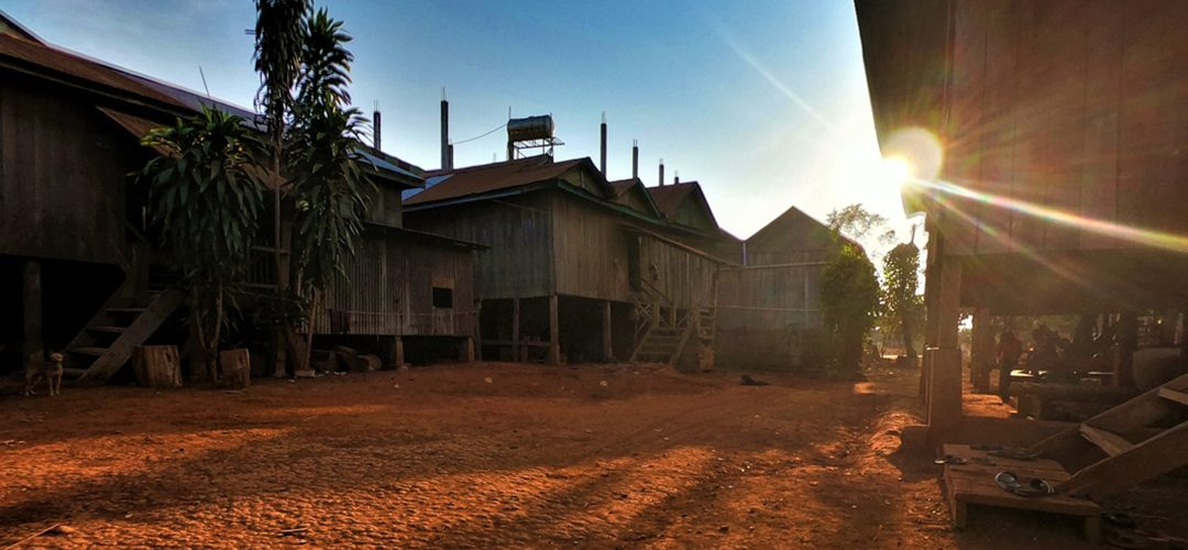Indigenous Homestay in Ratanakiri